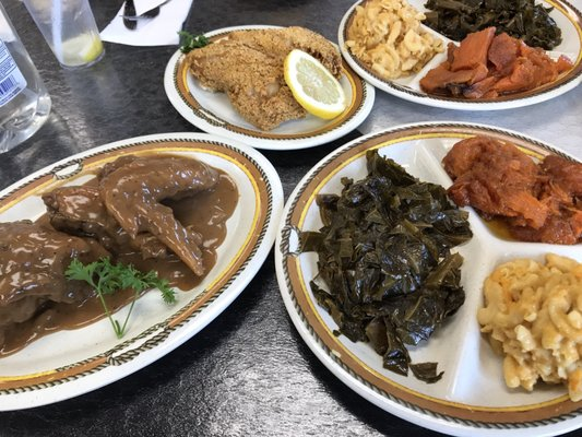 Ms Bs M Ms Soulfood 801 E Manchester Blvd Inglewood Ca