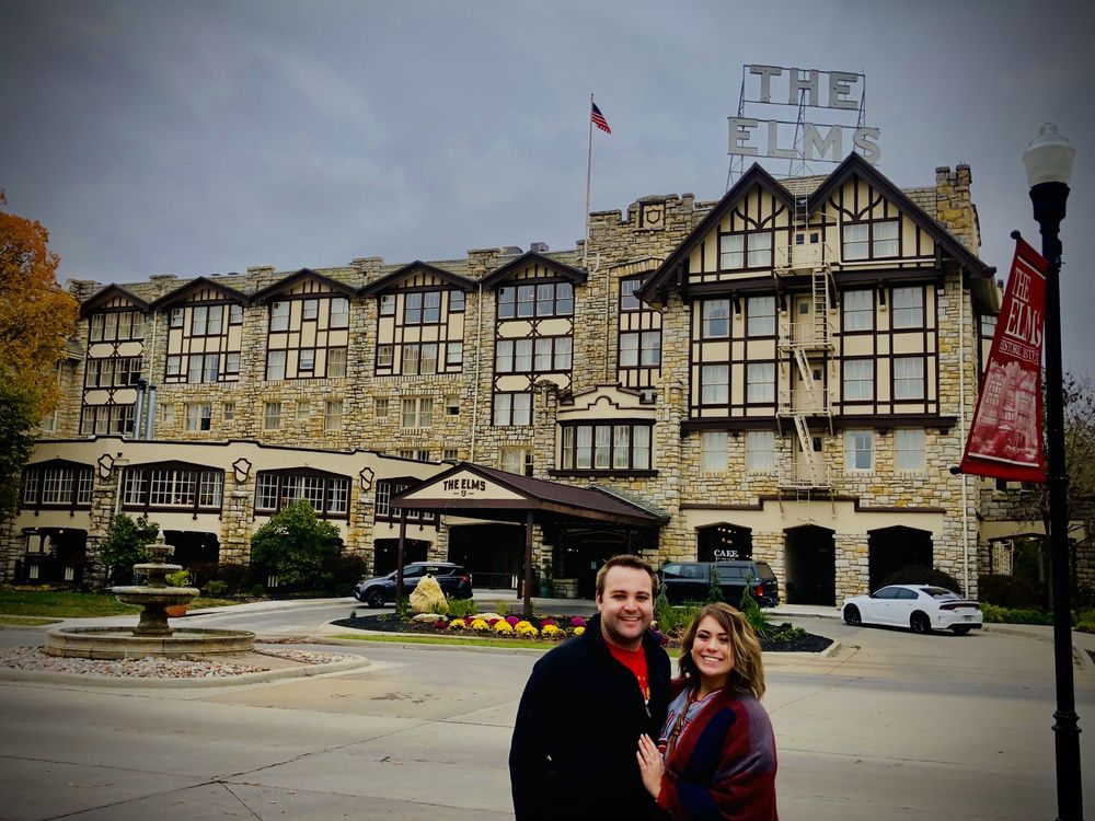 The Elms Hotel & Spa: 401 Regent St, Excelsior Springs, MO