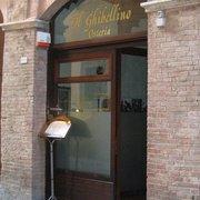 Il Ghibellino Osteria Italian Via Pellegrini 26 Siena Italy
