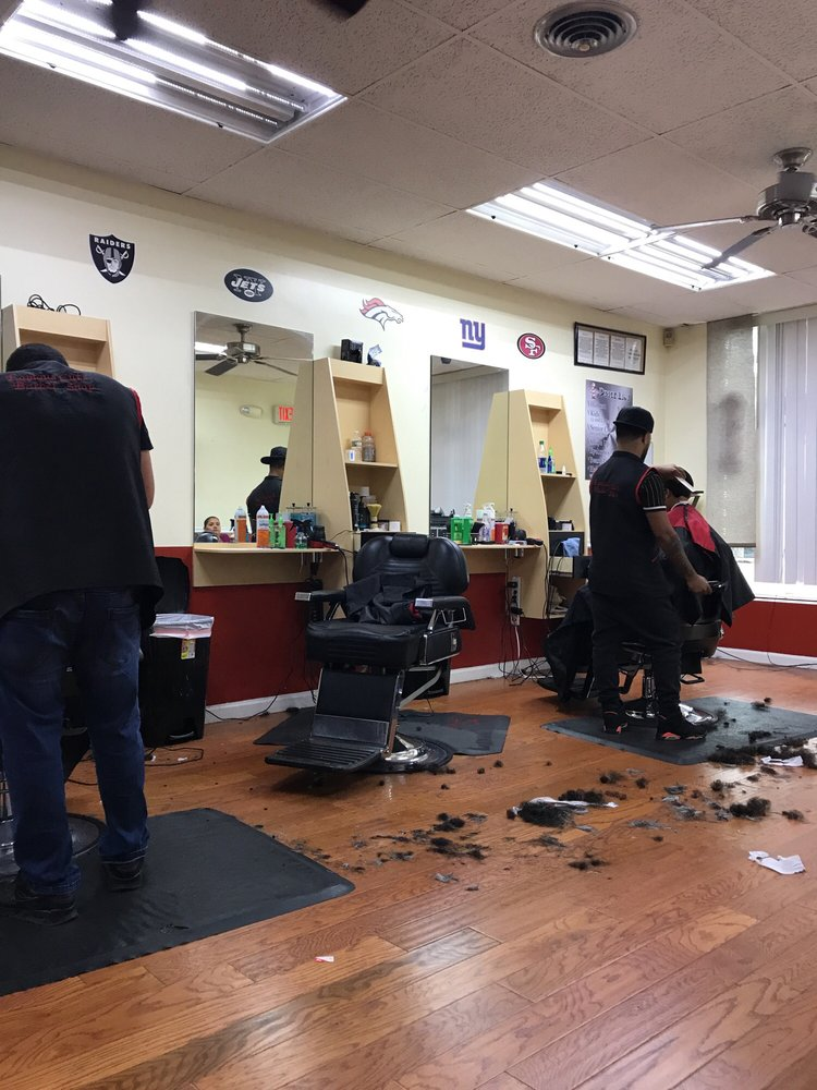 Famous Cuts Barber Shop: 1214 St George Ave, Avenel, NJ