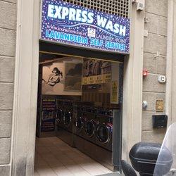 Express wash servizi di lavanderia via sant 39 antonino for Express wash roma