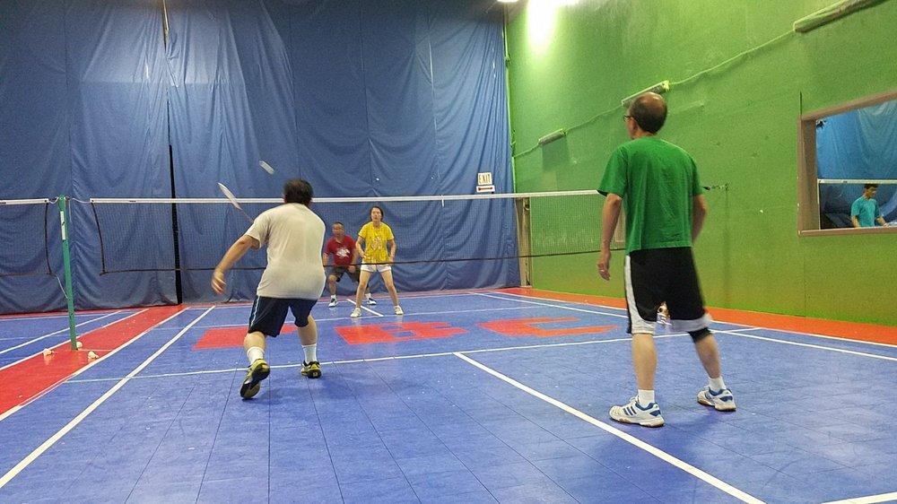 San Gabriel Valley Badminton Club: 9255 Telstar Ave, El Monte, CA
