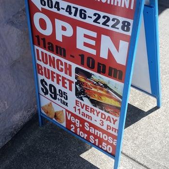 Maple Ridge Indian Restaurant