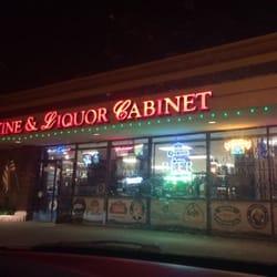 Photo Of Wine U0026 Liquor Cabinet   Upland, CA, United States
