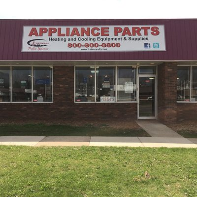 1st Source Servall Appliance Part 13545 Northline Rd Southgate, MI