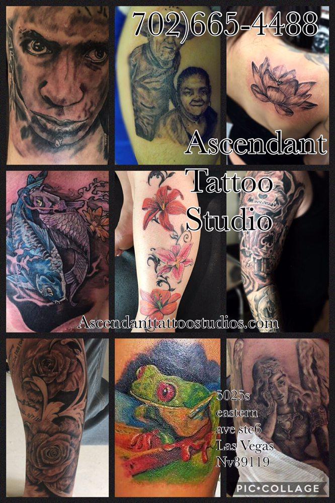 Portraits realism color portraits tattoo shop las vegas for Tattoo near me