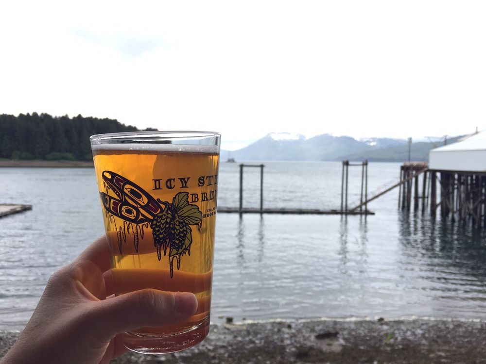 Icy Strait Brewing: 286 Front St, Hoonah, AK