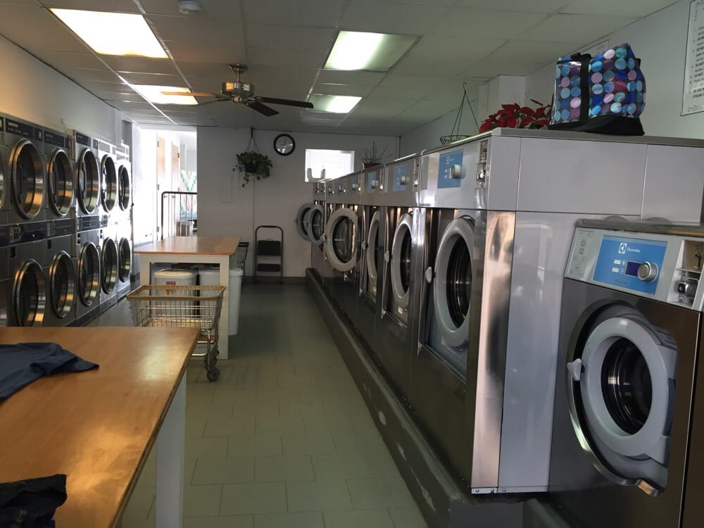 Elmsford Laundromat: 35 N Central Ave, Elmsford, NY