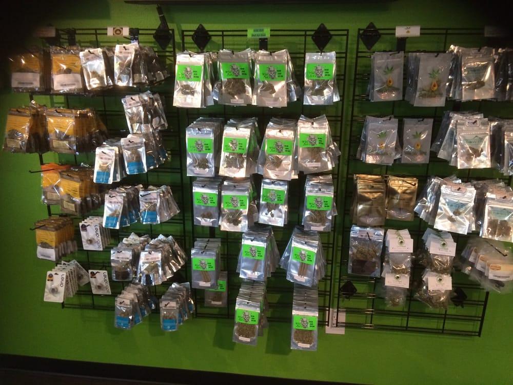 Sweet Leaf Cannabis: 100 Old Hill Rd, Aberdeen, WA