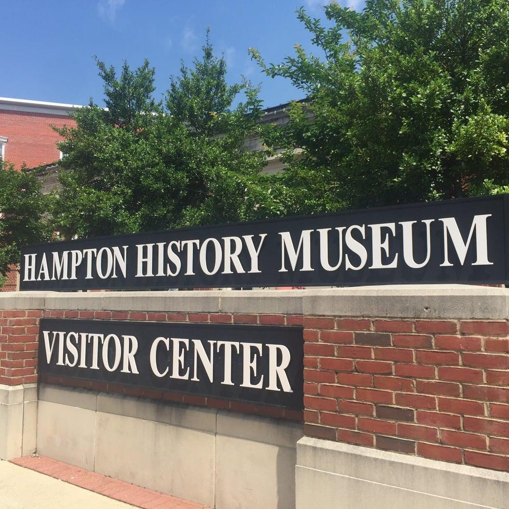 Hampton Visitor Center