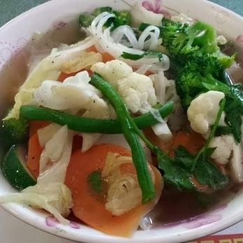 Pho Cafe Saigon Menu