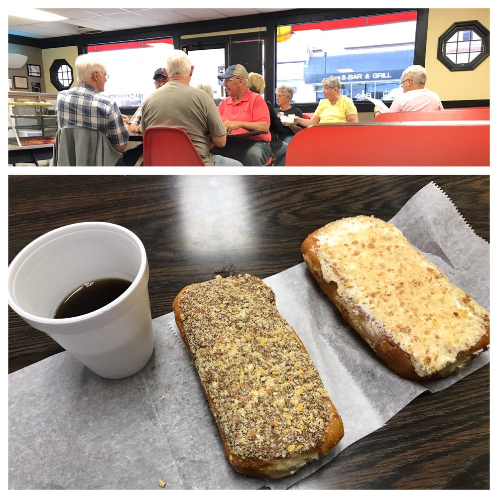 Sunrise Bakery: 419 Ct St, Beatrice, NE
