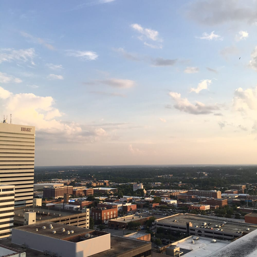 Rooftop Lounge: 1400 Main St, Columbia, SC