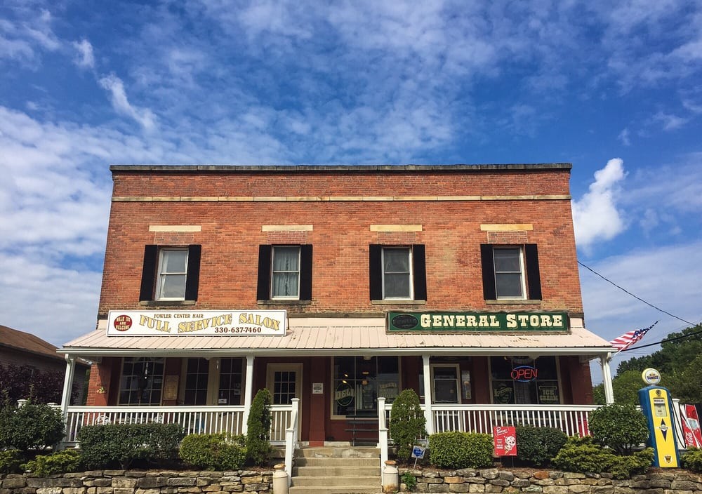 Fowler General Store: 3457 Youngstown Kingsvill, Fowler, OH