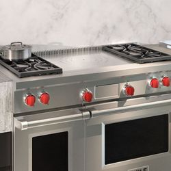High Quality Photo Of Wolf Cooktop Appliance Repair   Chicago, IL, United States. Any  Problem