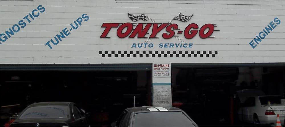 Tonys Go Auto Service Closed 13 Reviews Auto Repair