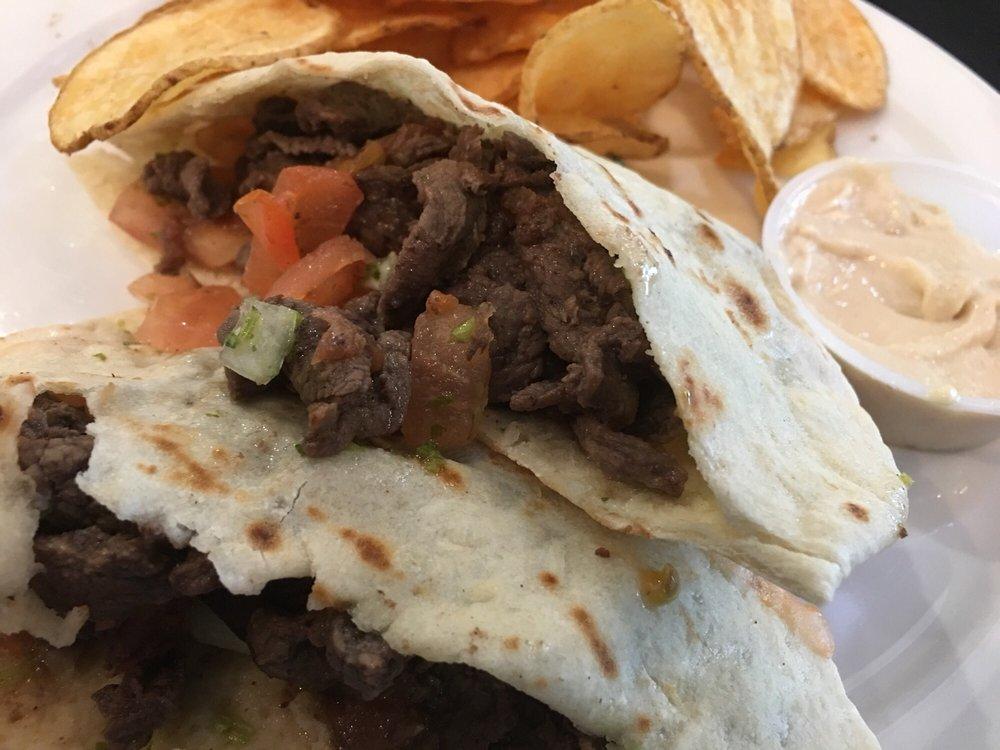 Matinee Cafe: 555 E Basse Rd, San Antonio, TX