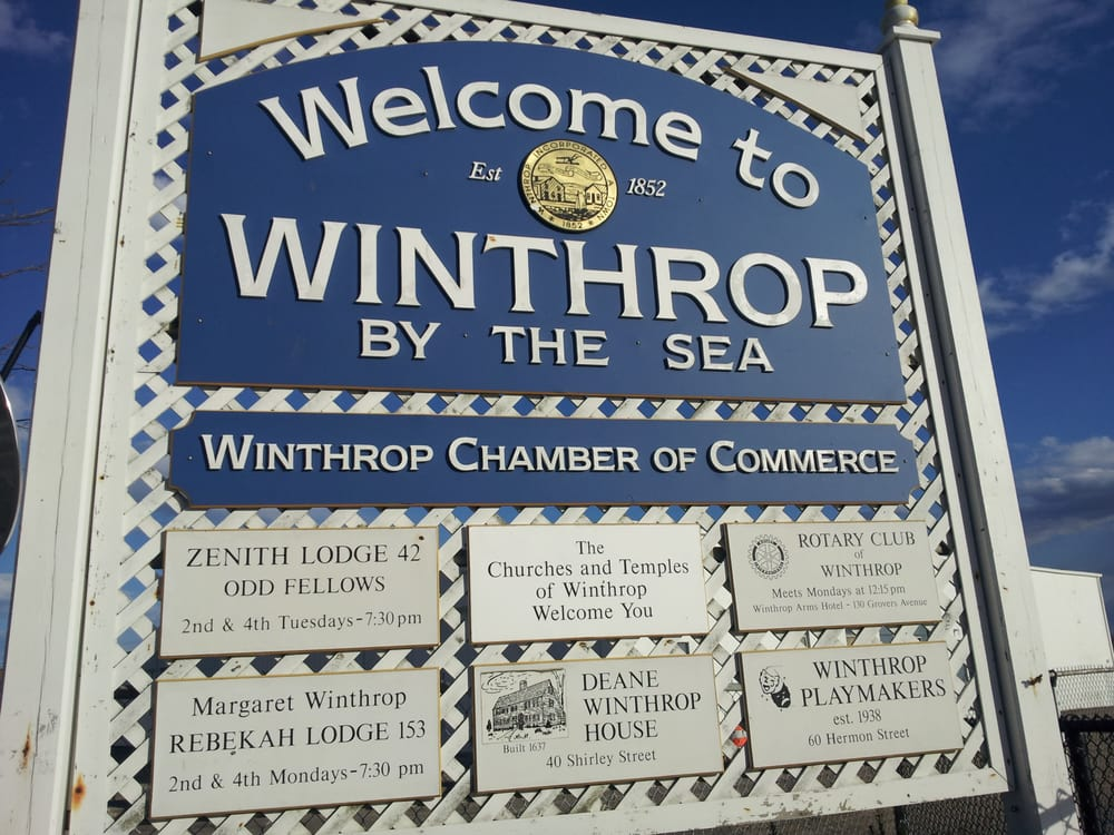 Restaurants Near Winthrop Ma