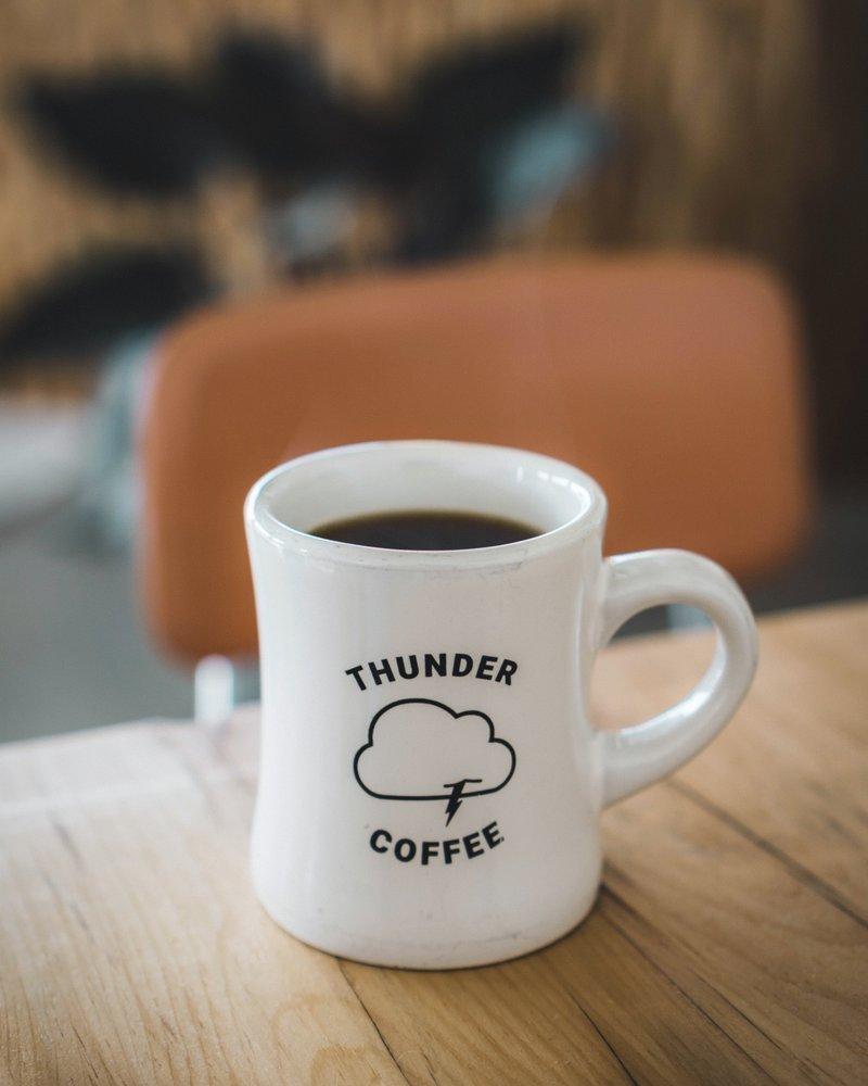 Thunder Coffee: 300 Sheyenne St, West Fargo, ND