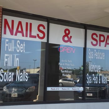 Nails 2 u nail salons 4557 nw 23rd st oklahoma city for 9309 salon oklahoma city