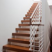 Superior Floating Perforated Stair Photo Of Iron U0026 Wire   Chicago, IL, United  States. Custom Stairs ...