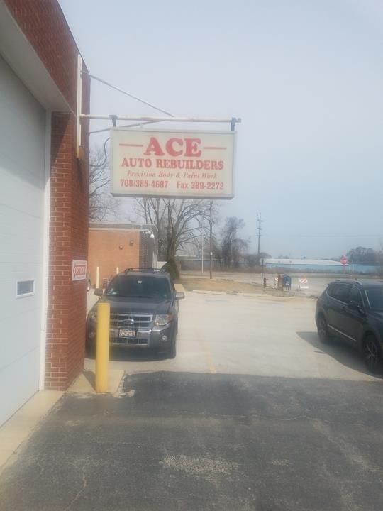 Ace Auto Rebuilders: 12322 S Keeler Ave, Alsip, IL