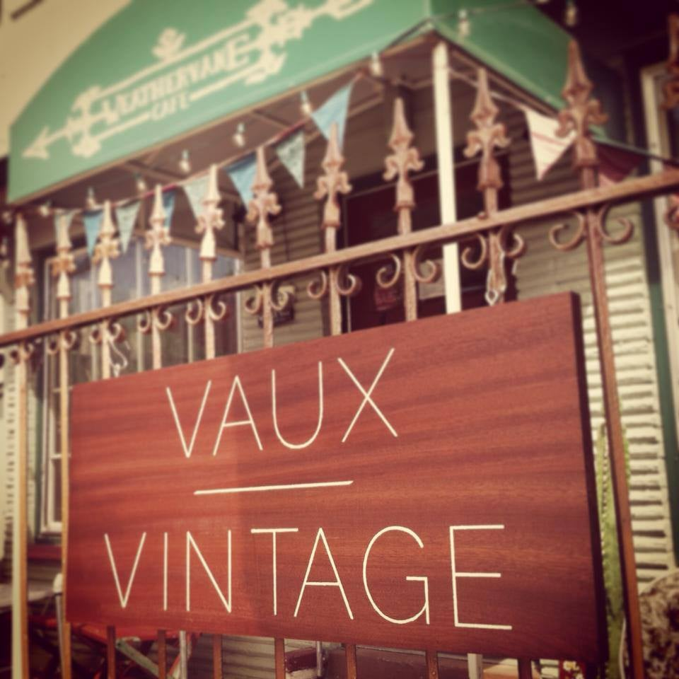 vintage clothing store upstairs yelp