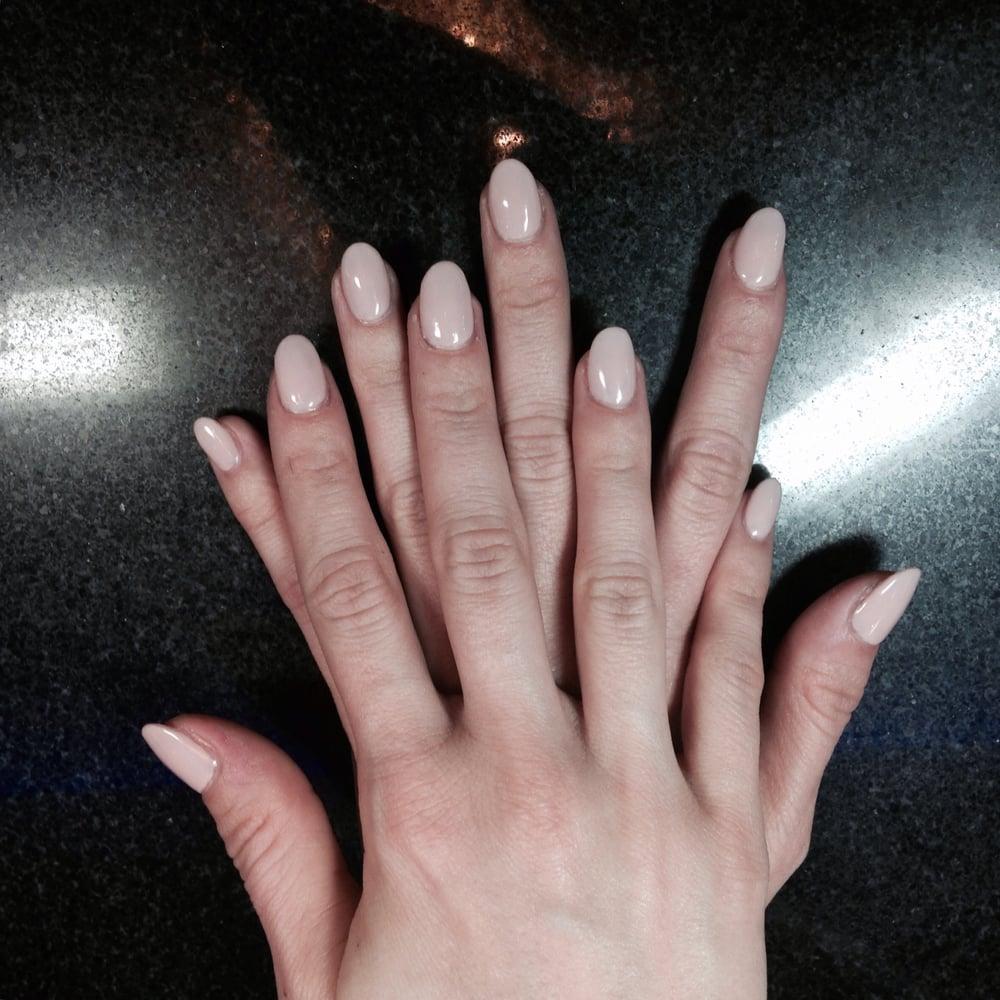 Love Love My Semi Pointed Acrylic Nails Yelp