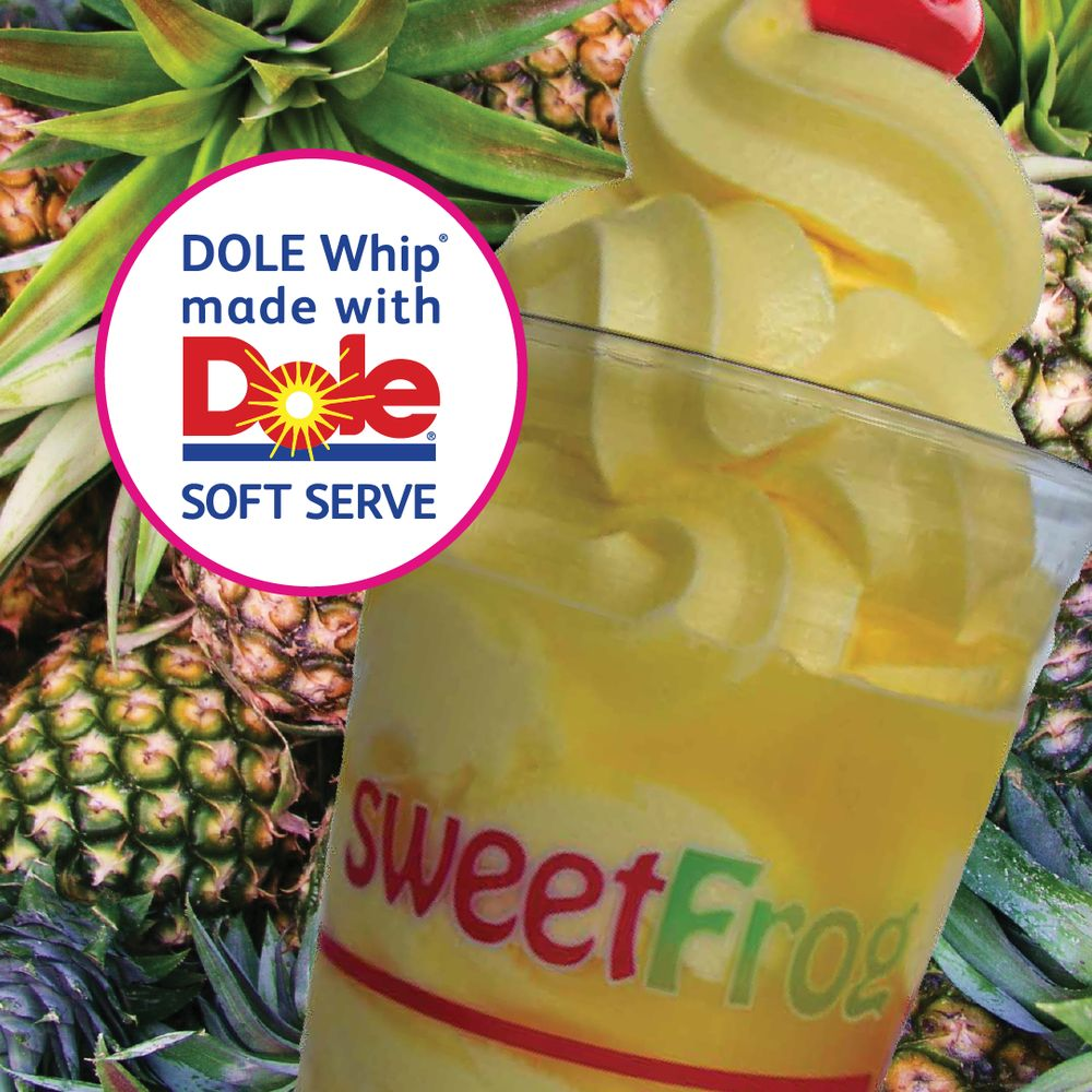 Sweet Frog Premium Frozen Yogurt: 2721-E N Salisbury Blvd, Salisbury, MD