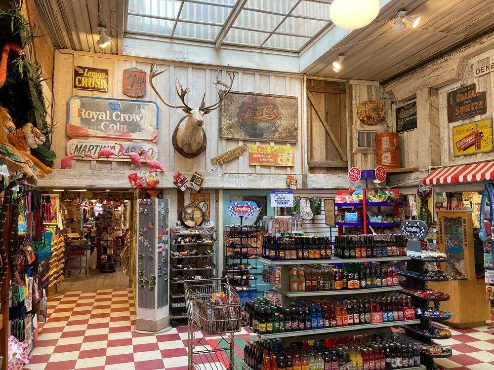 Jefferson Texas General Store: 113 E Austin St, Jefferson, TX