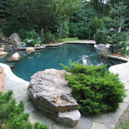 Photo Of Aqua Scapes Pools   Bethel, CT, United States. Designed And