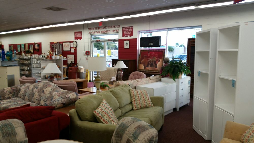 The Salvation Army Family Store & Donation Center: 6009 Ridge Rd, Port Richey, FL