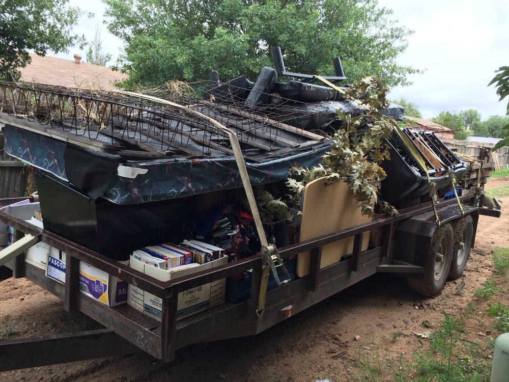 Lubbock Junk Removal: 609 E 8th St, Littlefield, TX