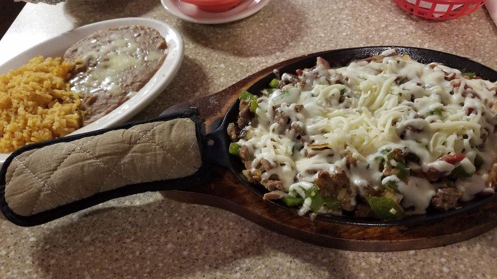 Blue Agave Mexican Restaurant: 173 S Union Ave, Ozark, AL