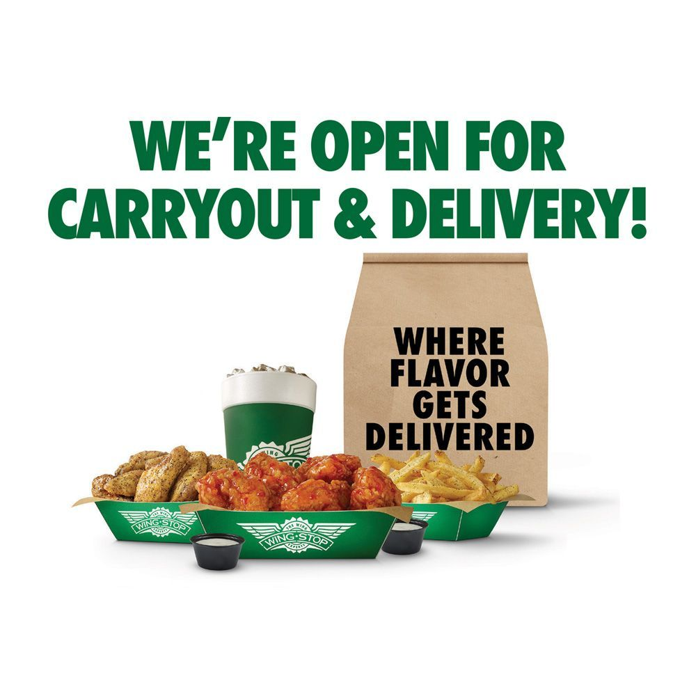 Wingstop: 16351 Ford Rd, Dearborn, MI