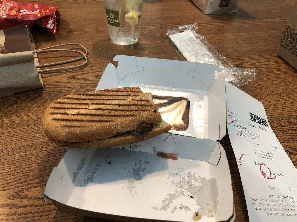 Panera Bread: 470 E Cypress Ave, Redlands, CA
