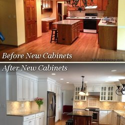 Kitchen Remodeling Wilmington Nc Set Impressive Kitchen Tuneup  14 Photos  Cabinetry  6624 Gordon Rd . Inspiration Design