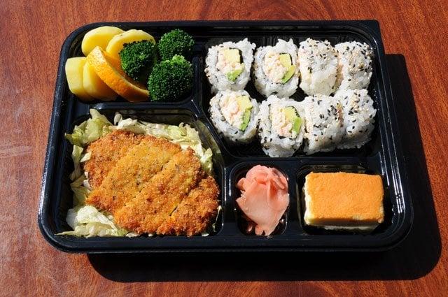 Highway bento closed 27 photos japanese 18 s for Abbott california cuisine
