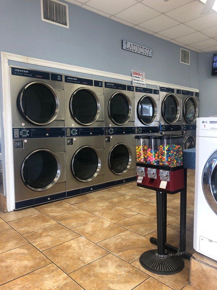 Denham Springs Coin Laundry: 1150 S Range Ave, Denham Springs, LA