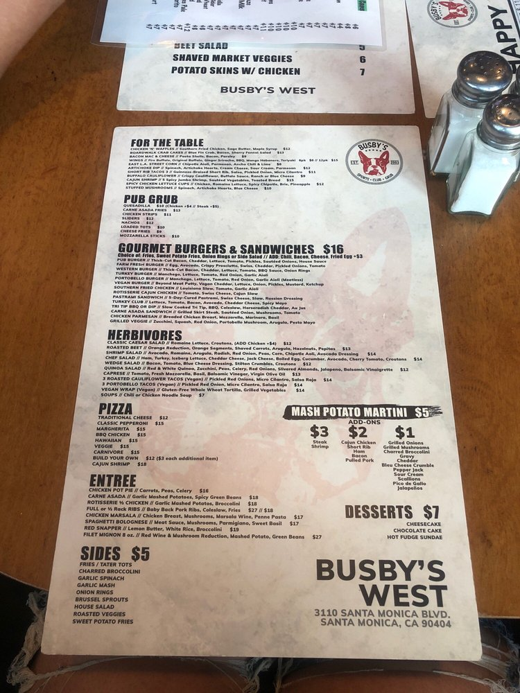 Busby's West - 162 Photos & 685 Reviews - Sports Bars - 3110