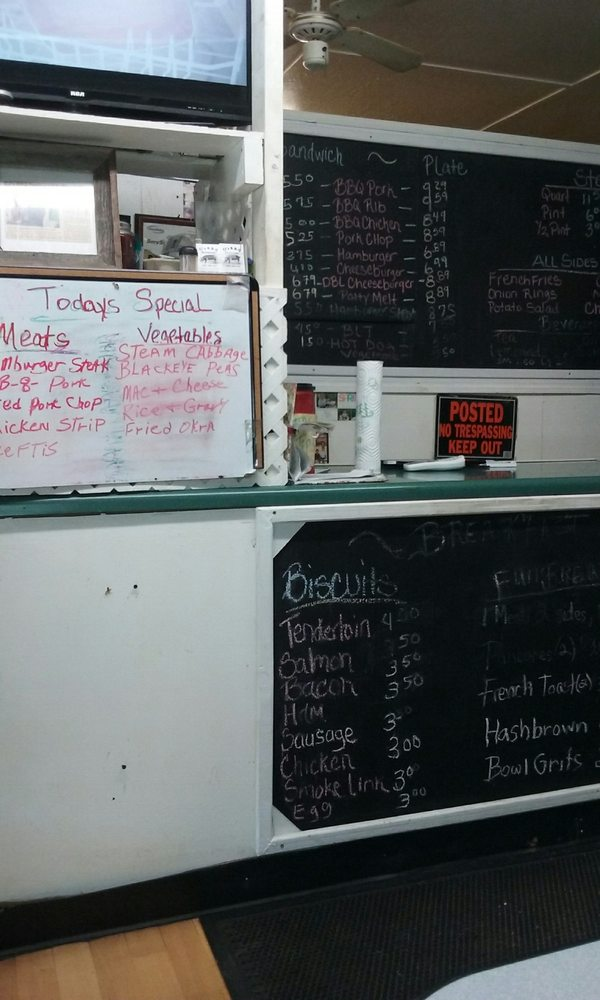 Cj's Barbeque: 1031 N Dogwood Rd, Woodville, GA