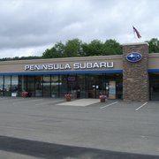 Peninsula Subaru & Canopy World - Auto Parts u0026 Supplies - 5000 Auto Center Way ...