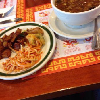 Photo Of North China Restaurant Houston Tx United States Got Sour Soup