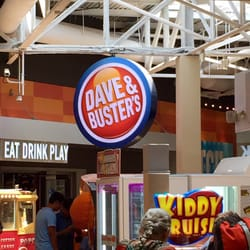 Dave Busters Milpitas Photos Reviews American - San jose great mall map