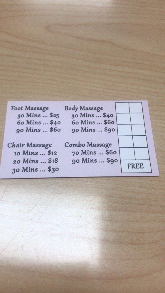 China Foot Spa: 6530 E Central Ave, Wichita, KS