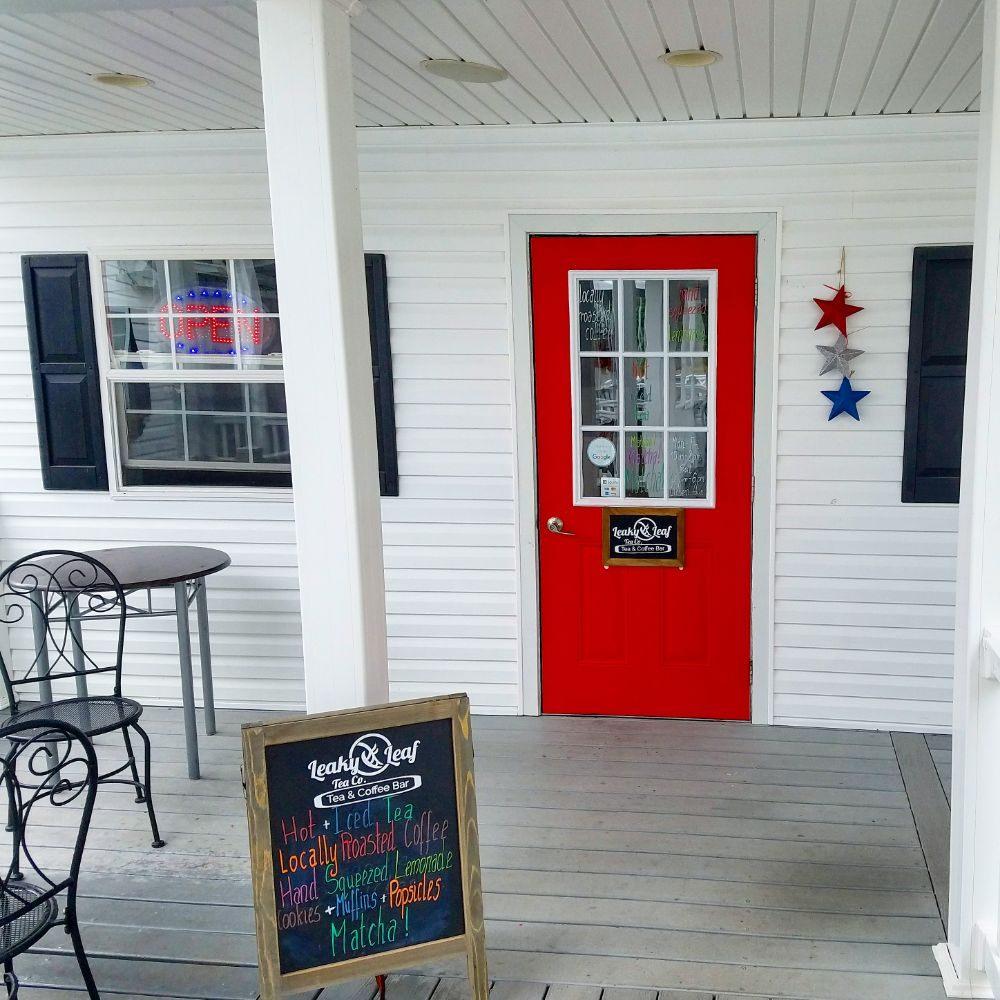 Leaky Leaf Tea Company: 11702 Spotswood Trl, Elkton, VA