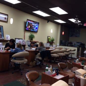Bella nail spa 23 photos 33 reviews nail salons for A list nail salon bloomfield nj