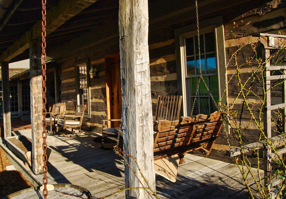 Inn at MeadowCroft: 331 Glebe School Rd, Swoope, VA