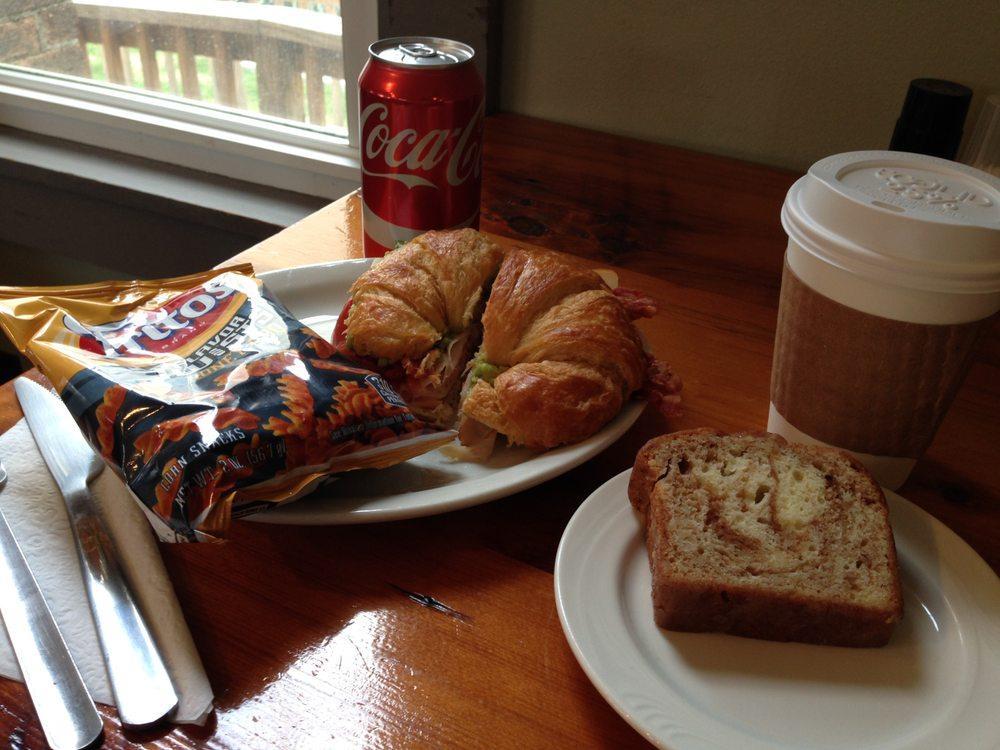 Ragamuffins Coffee House: 9 W Main St, Alexandria, OH