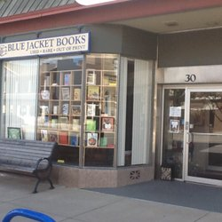 Blue Jacket Books - Bookstores - 30 S Detroit St, Xenia, OH ...